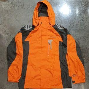 Columbia Interchange Omnitech Waterproof Jacket